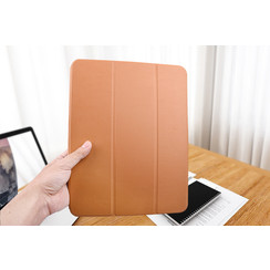 Apple Brown Book Case Tablet for iPad Pro 12.9 inch (2018)