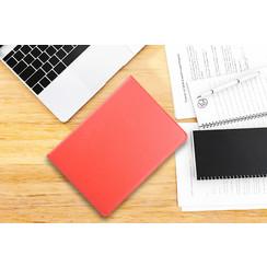 Apple Rood Book Case Tablet voor iPad Pro 11 inch