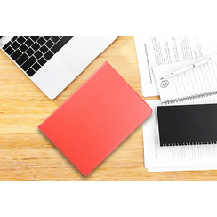 Apple Red Book Case Tablet for iPad 9.7 inch 2018
