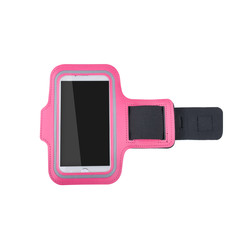Armband voor Sport Medium - Hot Pink