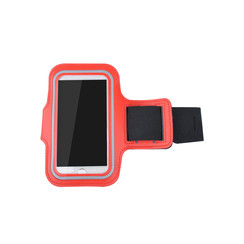 Armband pour Sport Medium - Rouge