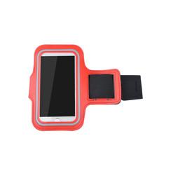 Armbinde für Sport Medium - Rot