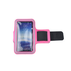 Armband for Sport Large - Hot Pink