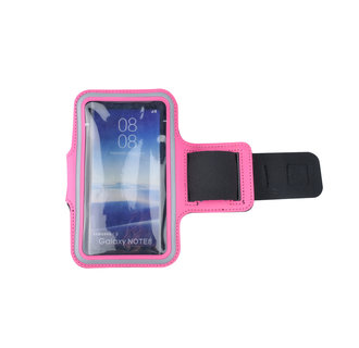Armband voor Sport Large - Hot Pink