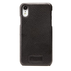 Pierre Cardin back cover for iPhone XR - Black