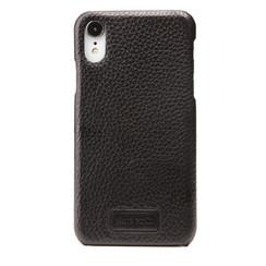 Pierre Cardin Silikonhülle für iPhone XR - Schwarz