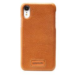 Pierre Cardin Silikonhülle für iPhone XR - Braun