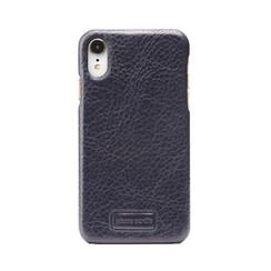 Pierre Cardin silicon coque pour iPhone XR - Sapphire Bleu