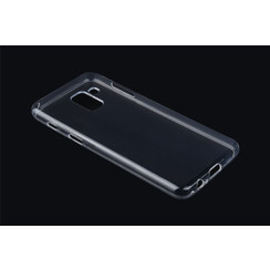 Back Cover for Galaxy A9 (2018) - Transparent