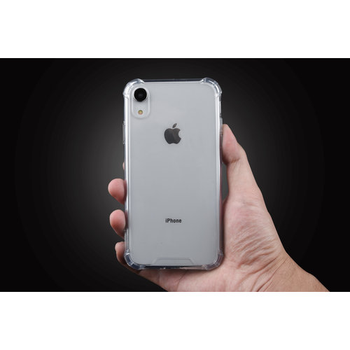 Andere merken Back cover voor Apple iPhone XR - Transparant