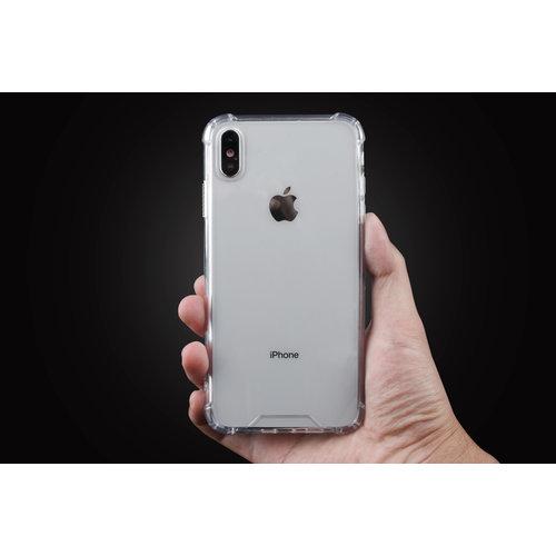 Andere merken Back cover voor Apple iPhone Xs Max - Transparant