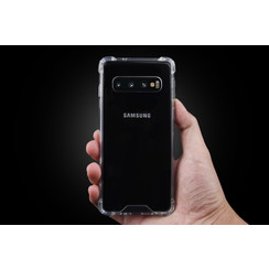 Back Cover for Galaxy A9 (2018) - Clear