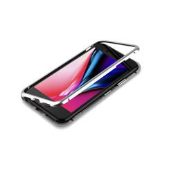 Backcover voor Apple iPhone 7-8 Plus - Zilver