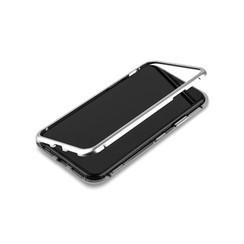 Backcover voor Apple iPhone Xs Max - Zilver