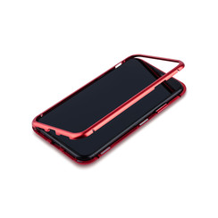 Backcover voor Apple iPhone Xs Max - Rood