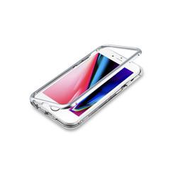 Backcover voor Apple iPhone 6 - Zilver