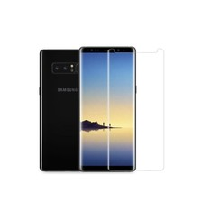 Smartphone screenprotector for Galaxy Note 8 - Transparent