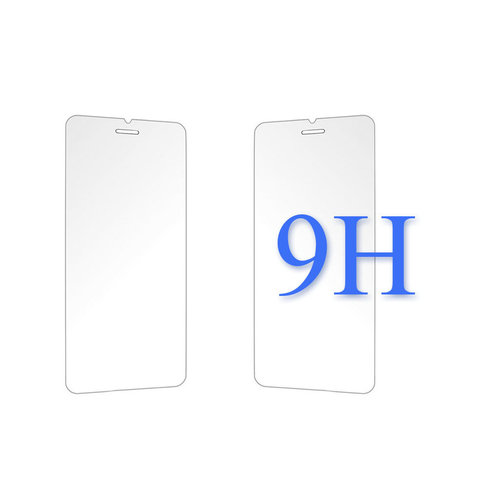 Andere merken Screenprotector voor Samsung Galaxy A6 Plus (2018) - Transparant