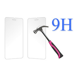 Screenprotector voor Huawei Ascend Y6 - Transparant