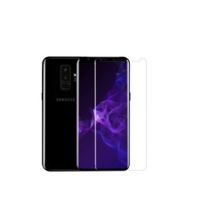 Smartphone screenprotector for Galaxy S9 Plus - Transparent