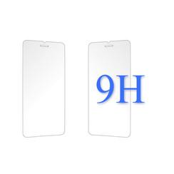 Display Schutzglas für Nokia 6 - Transparent