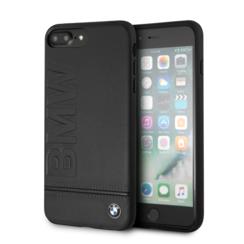 BMW back cover pour iPhone 7-8 Plus - Noir