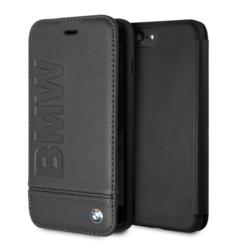 BMW Housse pour iPhone 7-8 Plus - Noir