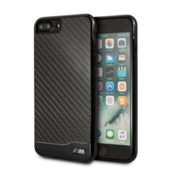 BMW back cover for iPhone 7-8 Plus - Black