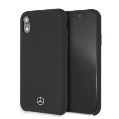 Mercedes-Benz Coque pour iPhone XR - Noir