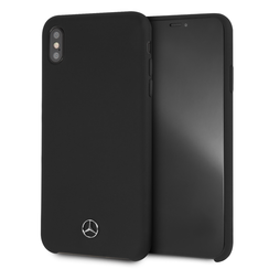 Mercedes-Benz back cover for iPhone Xs Max - Black