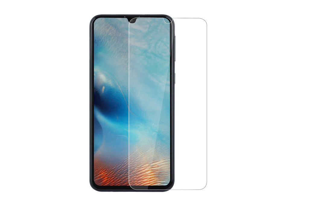 Smartphone screenprotector for Galaxy A40 - Transparent