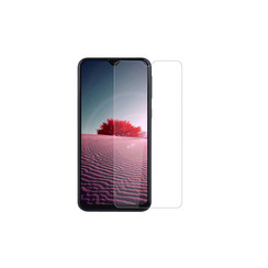 Screenprotector voor Samsung Galaxy M20 - Transparant