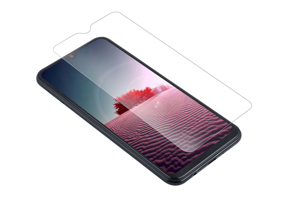 Smartphone screenprotector for Galaxy M20 - Transparent