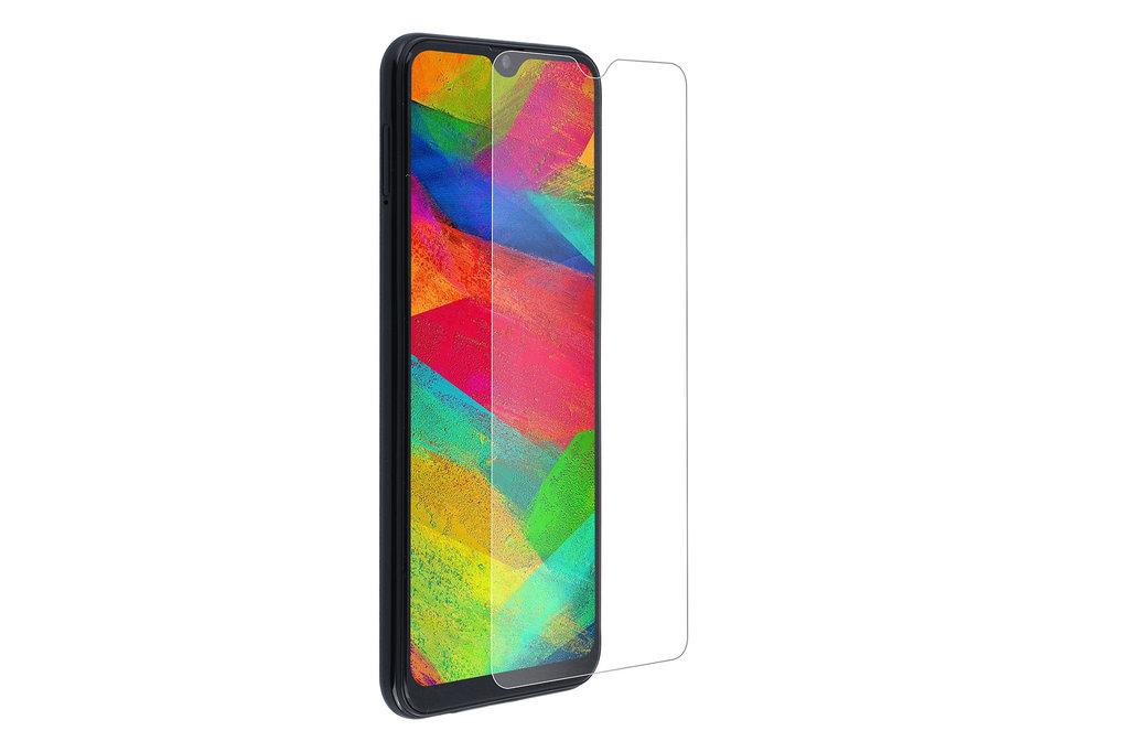 Smartphone screenprotector for Galaxy A20 - Transparent