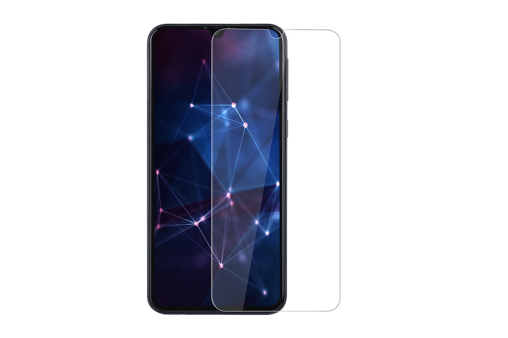 Smartphone screenprotector for Galaxy A70 - Transparent