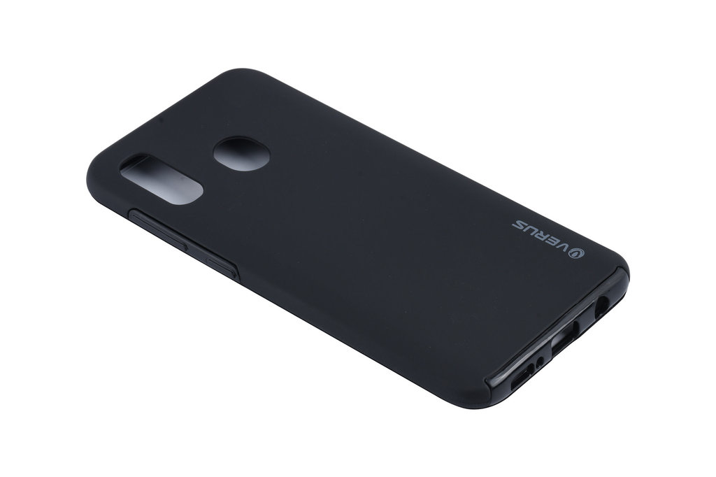 Back Cover for Galaxy A30 - Black