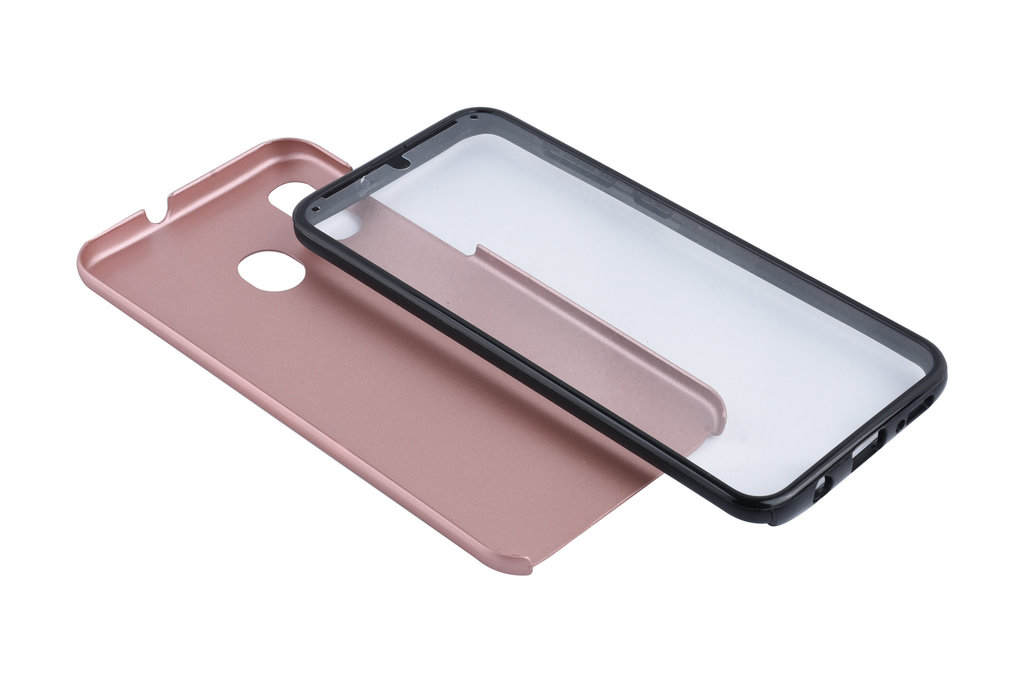 Back Cover for Galaxy A30 - Rose Gold