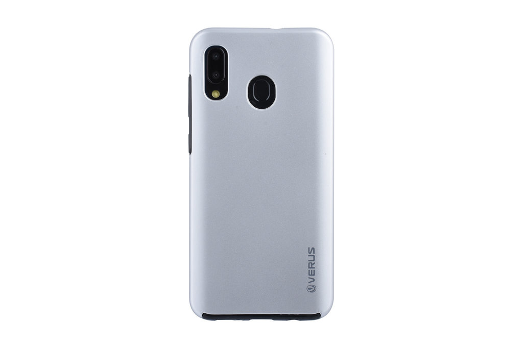 Back Cover for Galaxy A30 - Silver