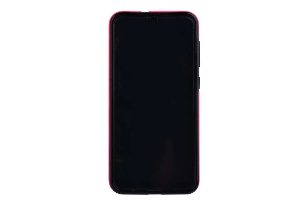 Back Cover for Galaxy A30 - Hot Pink