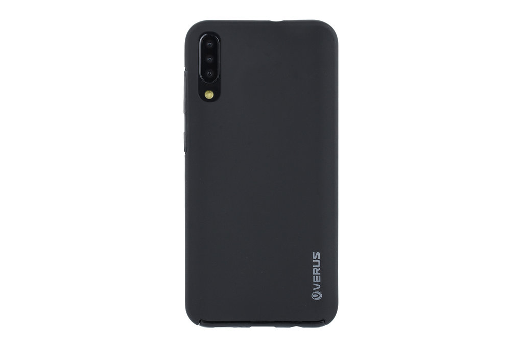 Back Cover for Galaxy A50 - Black