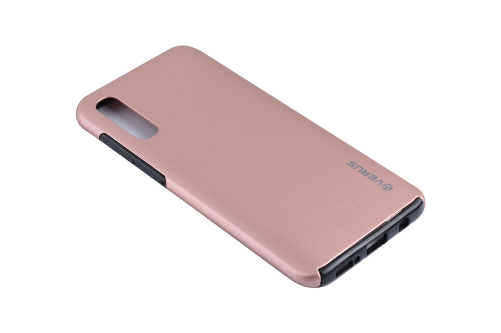 Back Cover for Galaxy A50 - Rose Gold