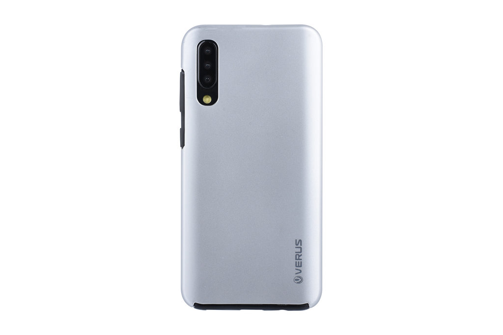 Back Cover for Galaxy A50 - Silver