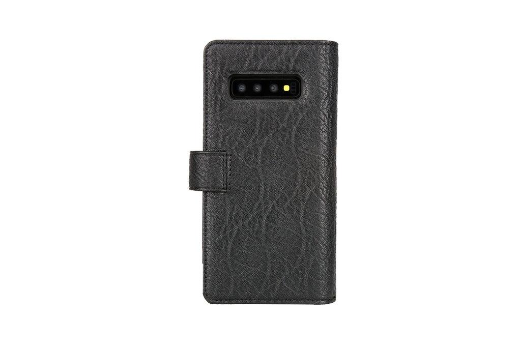 Pierre Cardin Pierre Cardin Book Case for Galaxy S10 Plus - Black
