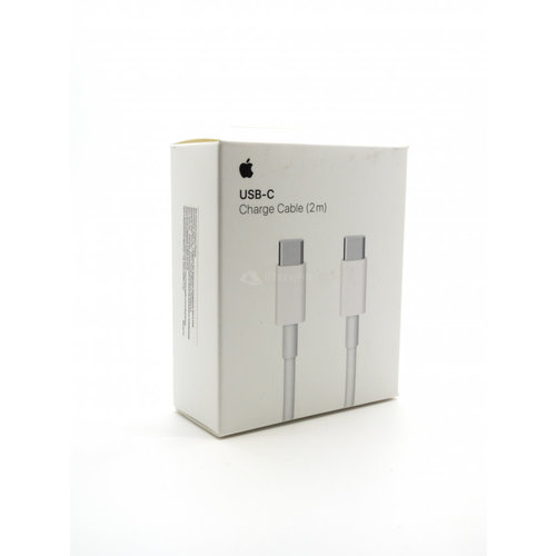 Apple Apple data cable MLL82ZM/A USB Type-C to USB Type-C - 2m Blister