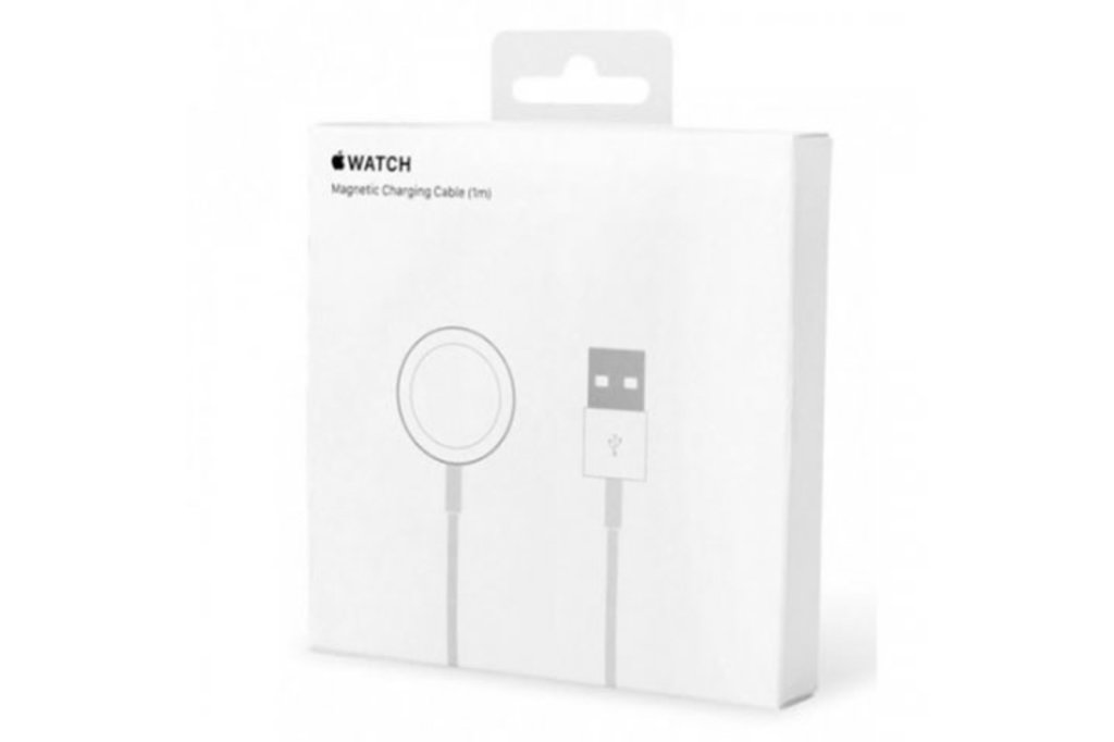 Apple Apple magnetic charger cable MKLG2CH/A for Apple Watch Blister - White