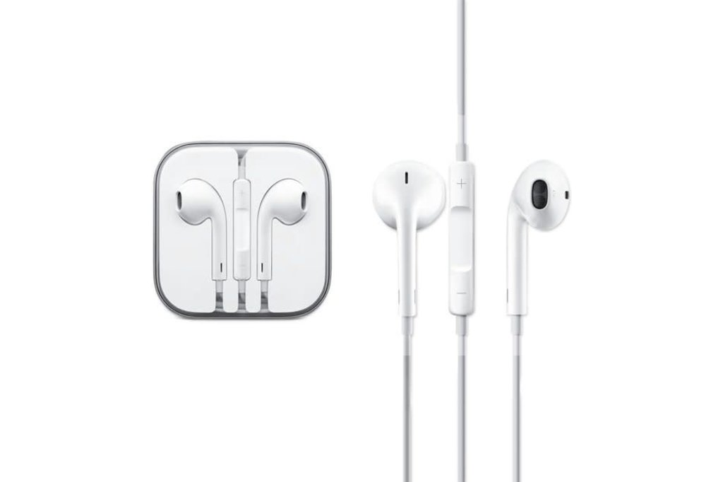 Apple Apple headset MD827M/A with remote controle in blister - 1m White