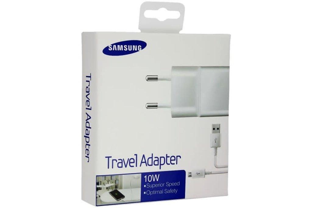 Samsung Samsung charger ETA-U90EWE 2A Micro USB  in blister - White