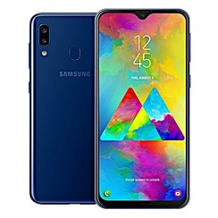 Samsung Galaxy A20 (32GB) - Deep Blue