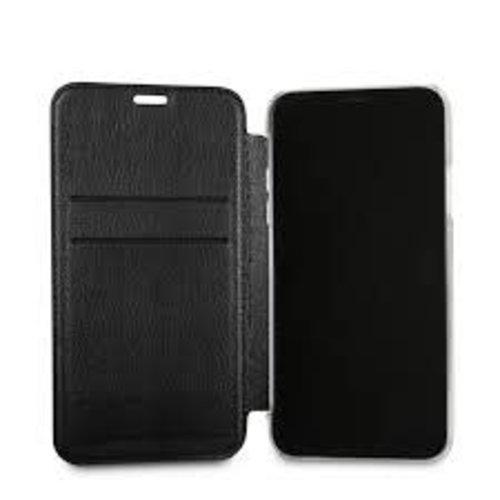 Guess Guess Book Case für Apple iPhone X Schwarz (3700740407868)