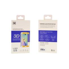 Screenprotector voor Galaxy S6 Edge - Roze Gold
